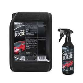 Detergente brillantante Rx 20 spray finish